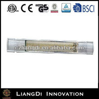 IP 65 waterproof heater high efficiency halogen heater with long life time(electric patio heater)