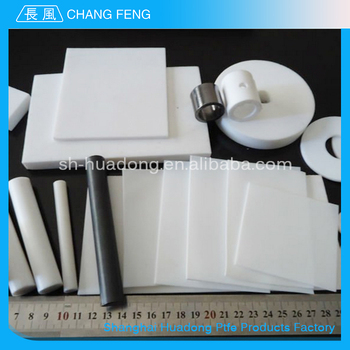 Insulation Chemical Resistant high temperature resistant teflon rod