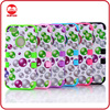 2013 New Product Color Bubbles Soft Silicone Hard PC 3 in 1 Mobile Phone Armor Cases for iphone 5