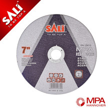 Good Price SALI Brand Cutting and Grinding disc from China 7 inch Abrasive Stainless Steel Cutting Disc for Metal