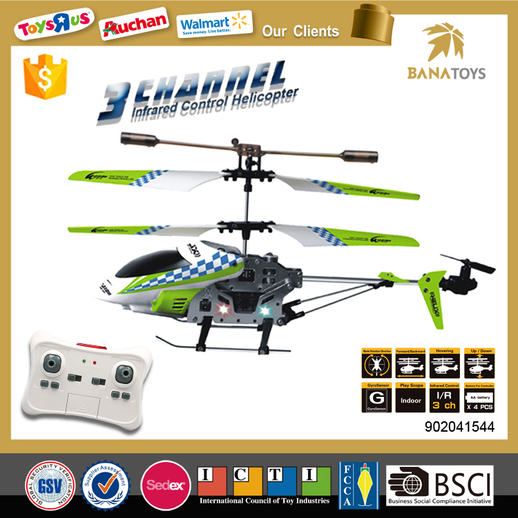 3 channel infrared rc helicopter for sale