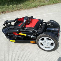 High quality foldable mobility scooter with pedals with CE