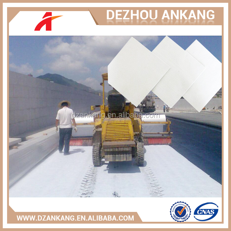 Road building fabric pp geotextile
