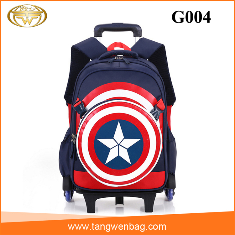 china suppliers oem new fashion kids backpack school trolly bags for girls
