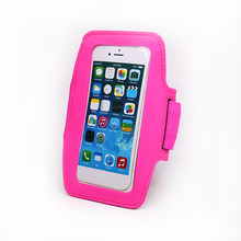 Waterproof Elastic Reflective Armband For Galaxy S4, Sports Armband For Blackberry