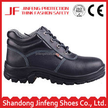 cheap s1 steel toe cap black leather industrial workman safety shoes men low cost designer men safety work shoes price in india