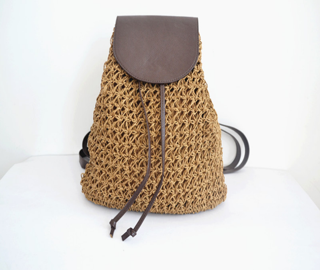 2016 New different style travel bag and crochet bag