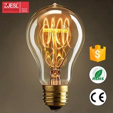 2017 hot-selling E27 25watt 75*144mm edison bulb on promotion