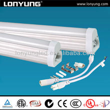 etl approval best uk seller t5 integrated led lighting tube factory price