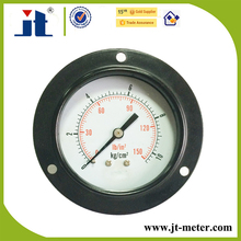 63MM Steel Case Panel Mount Pressure Gauge