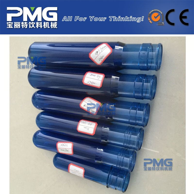 PMG Factory Direct Sale 5 Gallon PET Bottle Preform for Water Bottling Line / System
