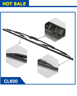factory wholesale teflon coating rain wiper blade metal frame wiper