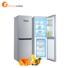 High quality solar power 12v fridge freezer for Africa market