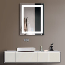US Market Hospitality LED Bathroom Vanity Electric Mirror With 5050 LED Lights