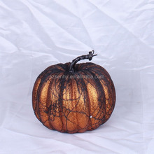 2016 Small Plastic Pumpkin Decoration For Fall Harvest Festival