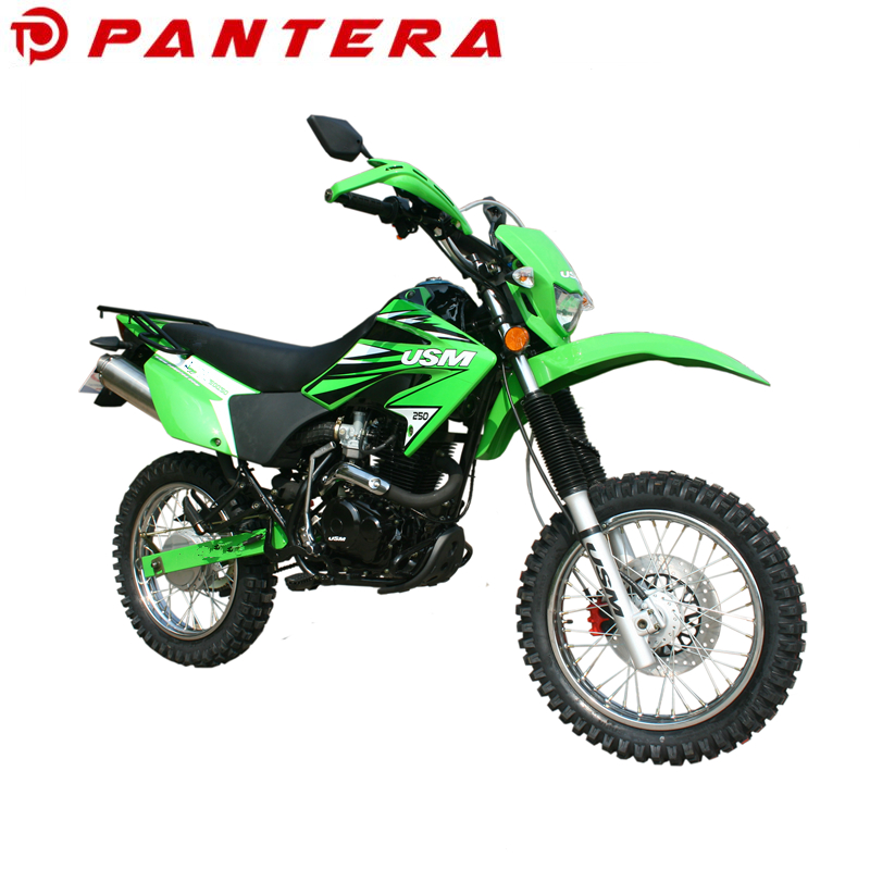 2 Wheel Powerful Automatic Clutch Adult Motorcycle 250cc