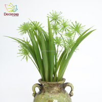artificial flower bush decoration artificial grass production plant synthetic grass bush