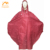 red color polyester rain poncho