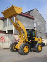 Competitive price ZL30 3ton Wheel Loader with 2m3 bucket capacity CE Approved