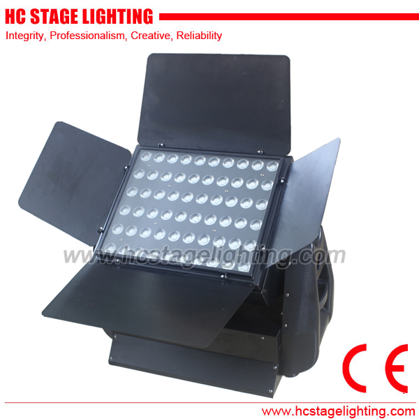 DMX 512 60x15W led rgb city color outdoor stage lighting