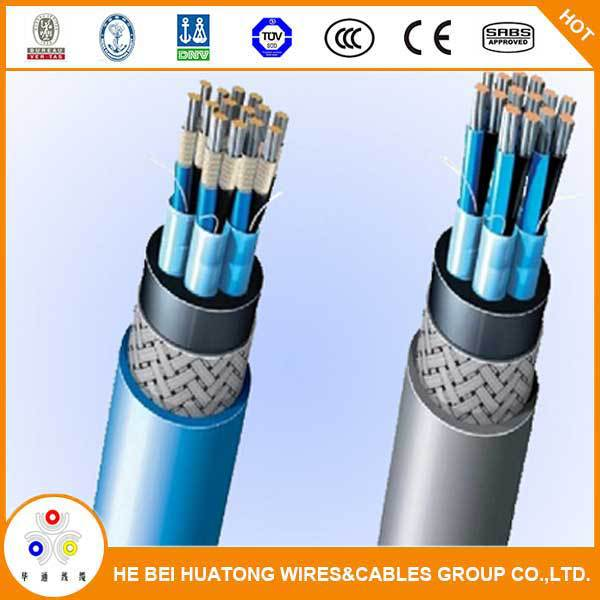 EPR insulation CSP inner sheath tinned copper shipboard cable
