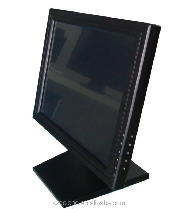 Cheap LCD 17inch Touch Screen FLAT MONITOR