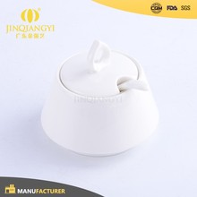 Fashionable Design Wholesale ceramic sugar bowl with lid