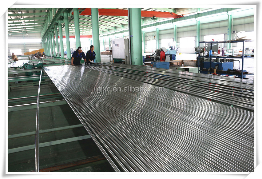 ISO thin wall thickness OD 12mm stainless steel tube