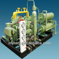 W-4/(3-4)-210 type CNG compressor for gas filling station