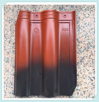 Newly Designed Tang Sheng Yuan Brand Roof Tile