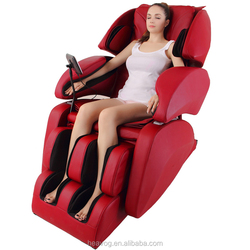 New 2016 Touch Screen Zero Gravity Massage Chair