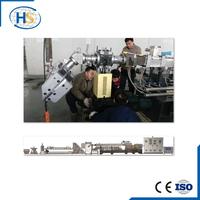 Plastic Sheet Extrusion Machine With Whole Line