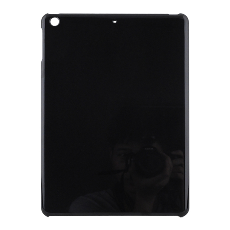 New Raw Plastic Hard Case Cover Black for Apple iPad Air