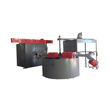 plastic flower pot making shuttle machine
