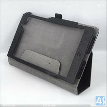 New Product Flip Support Leather Case with pen slot for Google Nexus 7 2 --P-GGNEXUS7IICASE001
