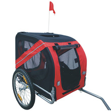 Bicycle Pet Trailer with Rain cover