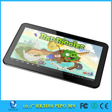 "Pipo M9 Pro 3G Quad Core 10inch GPS Tablet PC Retina 10.1"" Quad Core GPS 2G RAM 32GB ROM Android 4.2"