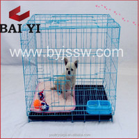 China Wholesale XXL Galvanized Steel Dog Cage And Outdoor Painted Dog House