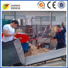 Drum rubber tree wood chippers for sale /wood chipping machine wood branch log chipper machine