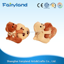 China market wholesale bear Stuffed toy with heart