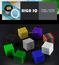 216 color magic ball building block magnet,Intelligence Toy Development and Stress Relief buck balls