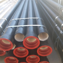Galvanized 150mm Ductile Cast Iron Pipe C Class