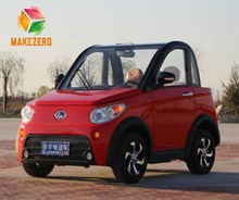 Chinese gold supplier fancy smart environmental 2200w adult electric car for woman