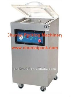 vertical vacuum packing machine/ single chamber
