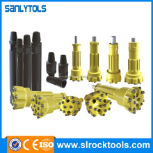 Low air pressure Drill Tool , DTH hammer drill bits , DTH Hammer for sale