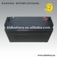 VRLA Rechargeable/12V120AH/storage/battery for UPS Asia
