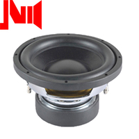 Hot sale 10 inch car subwoofer 4 layers voice coil audio RMS 200w subwoofer spl