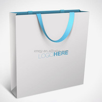 Hot sale printed paper bag for shopping