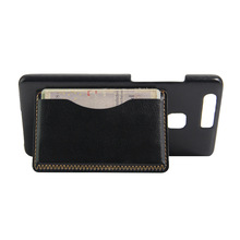 Hot selling Credit card Stand Pu leather case for Oneplus 3 5 colors OEM Available