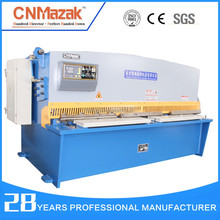 Manufacture product hydraulic 1/4 sheet shearing machine for sale